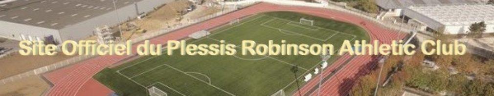 Site Officiel du Plessis Robinson Athlétic Club